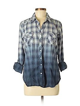 A.L.C. Long Sleeve Button-Down Shirt Size M
