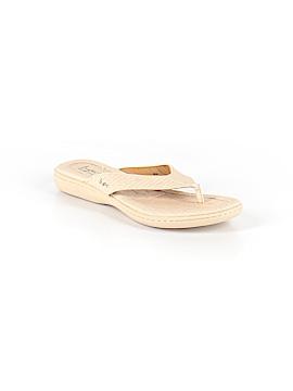 B O C Born Concepts Flip Flops Size 9