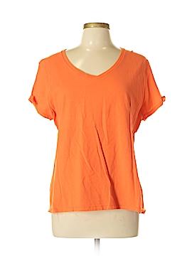 Hanes Short Sleeve T-Shirt Size XL (Plus)