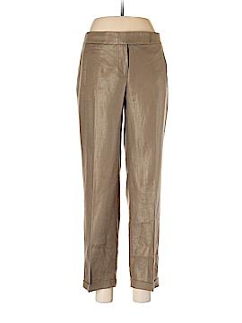 J. Crew Linen Pants Size 8