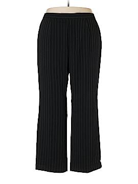 Dana Buchman Wool Pants Size 24 (Plus)