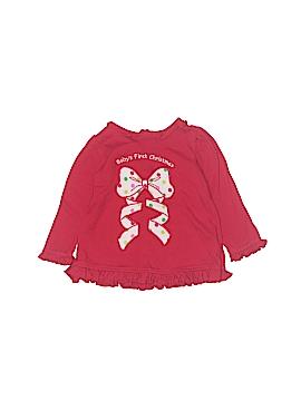 Okie Dokie Long Sleeve T-Shirt Size 12 mo