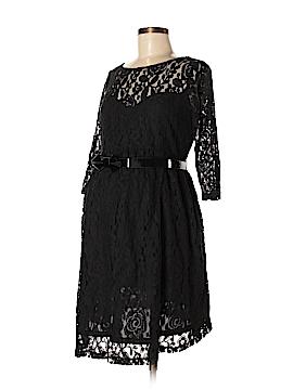 Debbi O. Maternity Casual Dress Size M (Maternity)