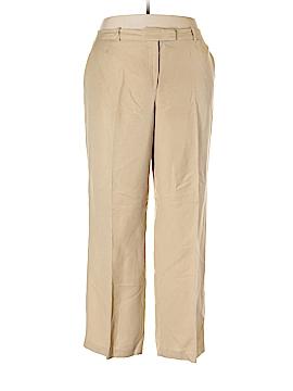 Calvin Klein Linen Pants Size 20 (Plus)