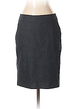 Ann Taylor LOFT Denim Skirt Size 4 (Petite)
