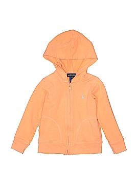 Ralph Lauren Zip Up Hoodie Size 4