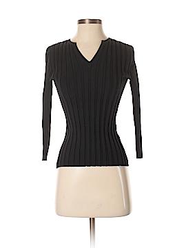 Pierre Cardin Silk Pullover Sweater Size S