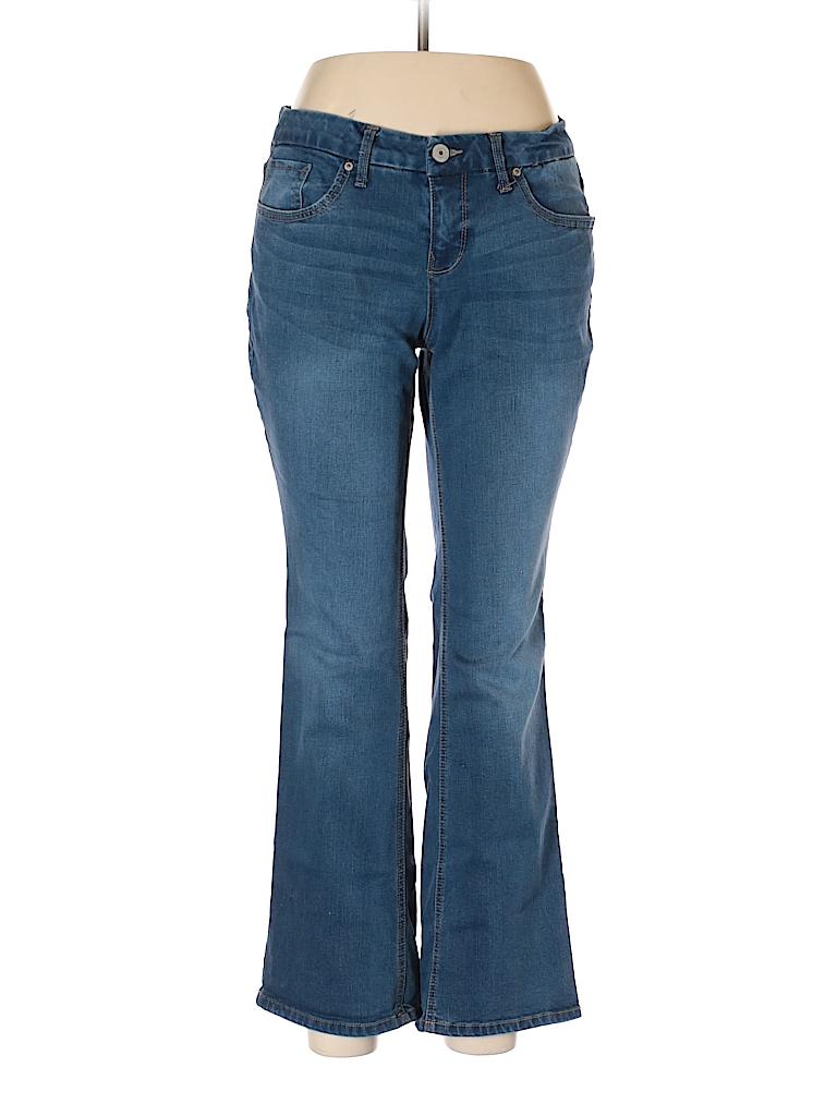 Faded Glory Women Jeans Size 14 (Petite)