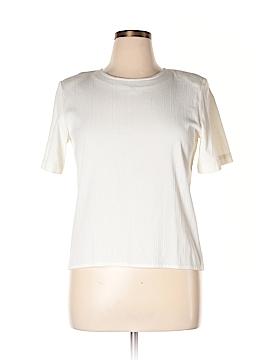 Worthington Short Sleeve Blouse Size 14 (Petite)