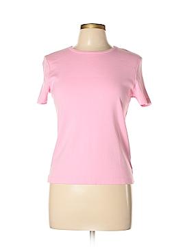 Jones New York Short Sleeve T-Shirt Size L