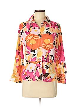 David N Long Sleeve Button-Down Shirt Size M