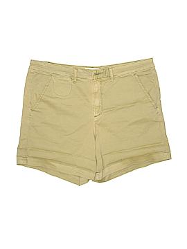 Anthropologie Khaki Shorts 31 Waist