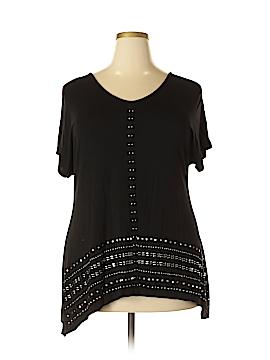 Avenue Short Sleeve Top Size 14 (Plus)