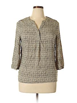 Marina Luna 3/4 Sleeve Blouse Size XL