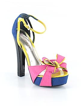 Just Fabulous Heels Size 8