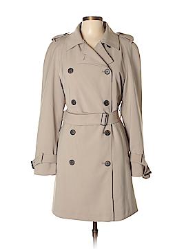 Anne Klein Trenchcoat Size 10