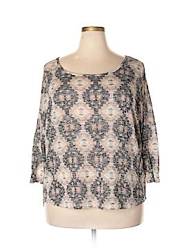 KRISTIN NICOLE Pullover Sweater Size 2X (Plus)