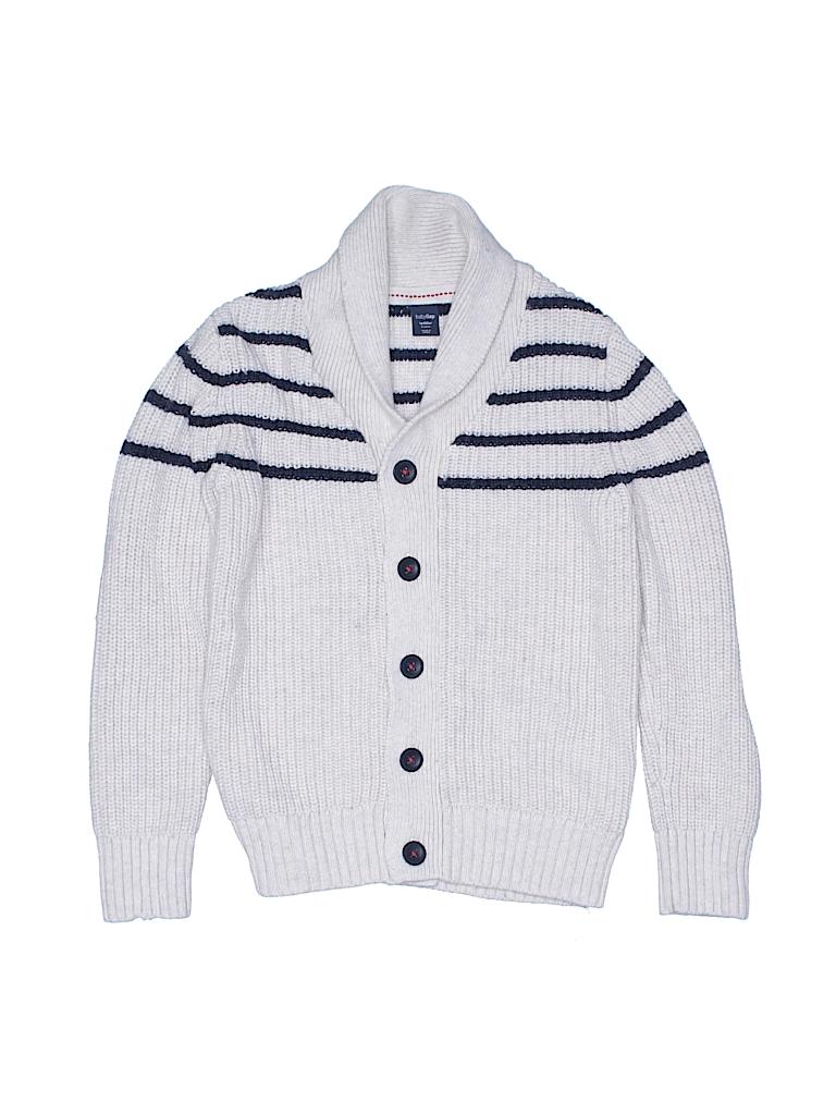 a2d633d50d67 Baby Gap Stripes Ivory Cardigan Size 5T - 63% off