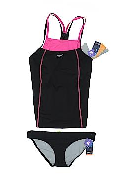Speedo Two Piece Swimsuit Size 10