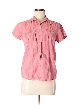Woolrich Short Sleeve Button-Down Shirt Size S