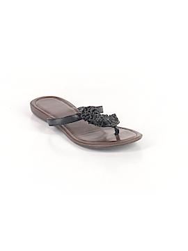 Montego Bay Club Flip Flops Size 6 1/2