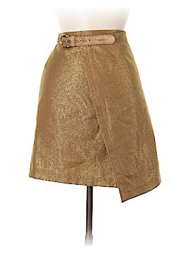 Isaac Mizrahi Wool Skirt Size M