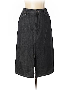 Eddie Bauer Denim Skirt Size 12