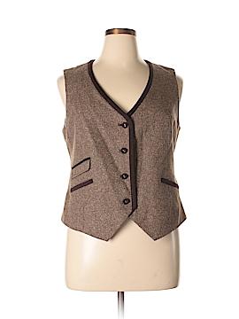 Pendleton Tuxedo Vest Size 16