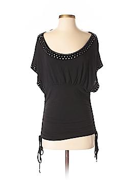 VERTIGO Short Sleeve Top Size M