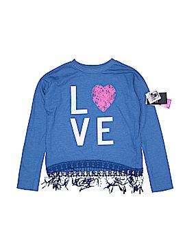 Love Sweatshirt Size 10 - 12