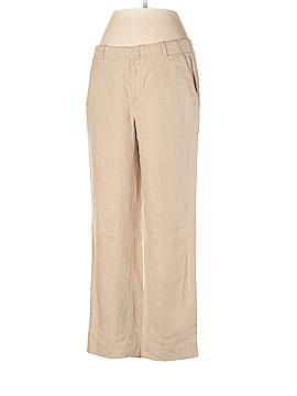 Elevenses Linen Pants Size 4