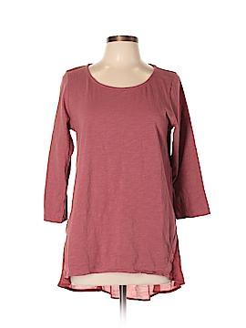 Umgee 3/4 Sleeve Top Size M