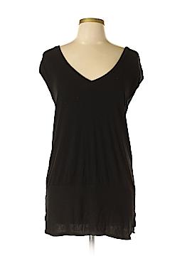 Bordeaux Short Sleeve Top Size L