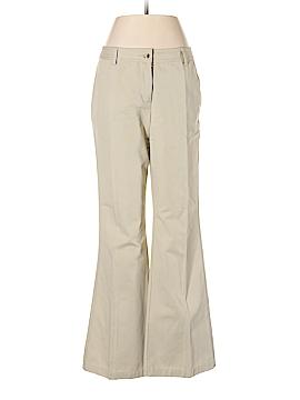 Isaac Mizrahi for Target Khakis Size 8