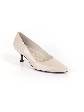 Soft Walk Heels Size 10 1/2