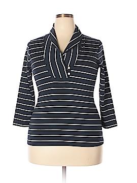 Nautica 3/4 Sleeve Top Size L