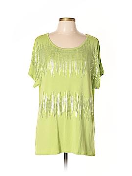 B.l.e.u. Short Sleeve Top Size XL