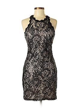 Sequin Hearts Cocktail Dress Size L