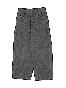 Gymboree Khakis Size 6 (Slim)