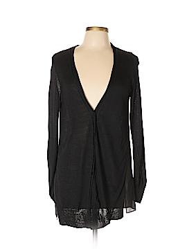 Nic + Zoe Silk Cardigan Size M