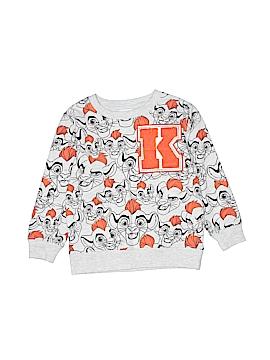 Disney Sweatshirt Size 5T