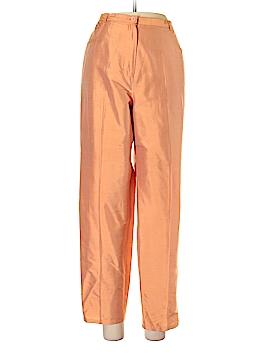 Doncaster Silk Pants Size 14 (Petite)