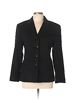 Henri Bendel Wool Blazer Size 10
