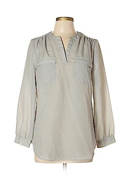 Cynthia Rowley for T.J. Maxx Long Sleeve Blouse Size L