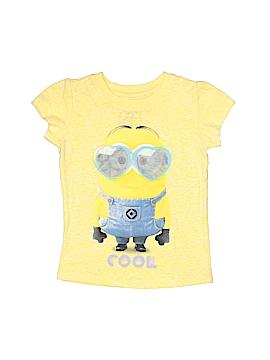 Despicable Me Short Sleeve T-Shirt Size 4T