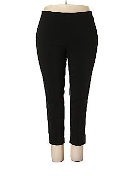 Dalia Collection Casual Pants Size 20 (Plus)