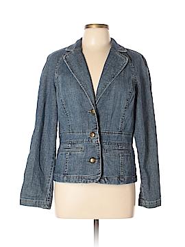 Liz Claiborne Denim Jacket Size 10