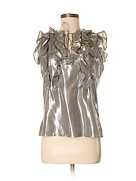 Ralph by Ralph Lauren Sleeveless Silk Top Size 6