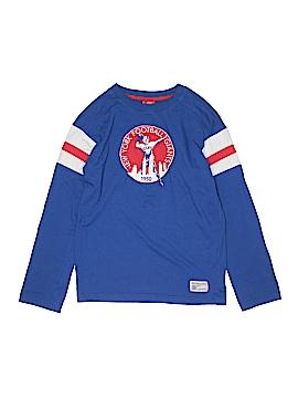 Reebok Long Sleeve T-Shirt Size 14 - 16