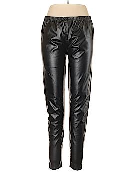 Unbranded Clothing Faux Leather Pants Size 3X (Plus)